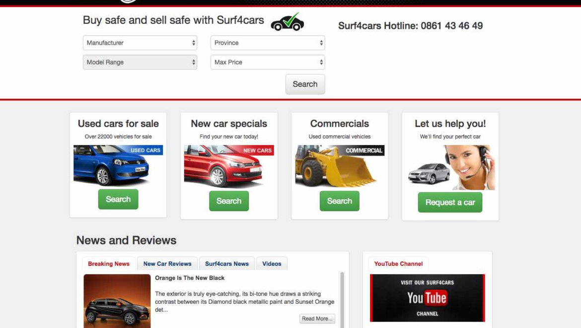 Surf4Cars – Conversions @ The Lowest CPA