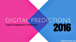 Visual Business Predictions for 2016