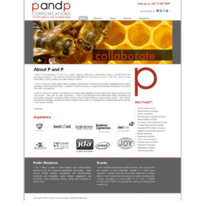 PandP Communications – Ranking Naturally Through SEO